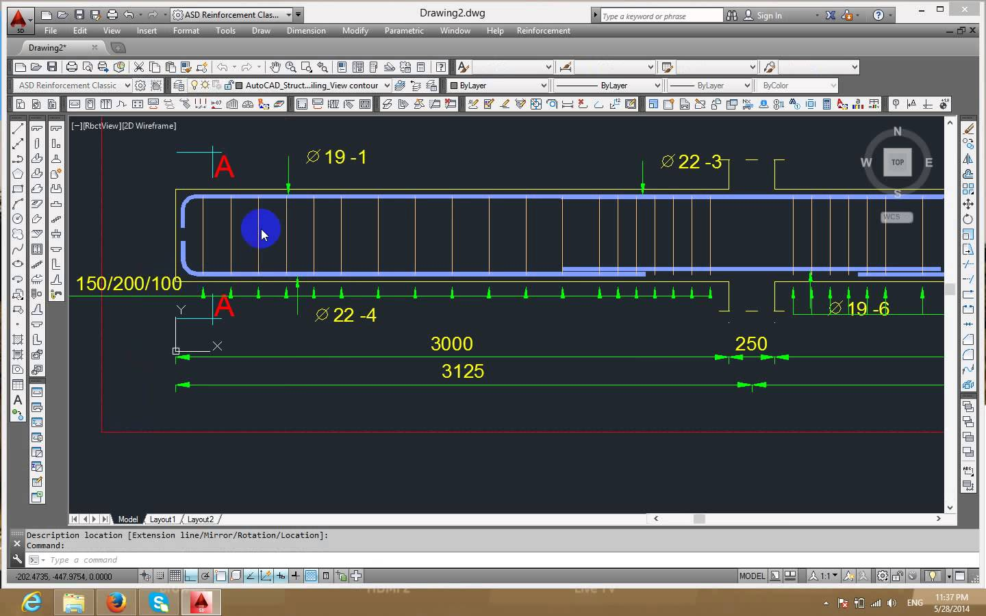 autocad structural detailing manual download