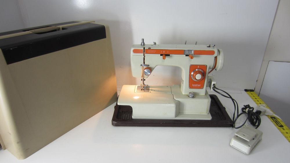 brother sewing machine model 1681 manual