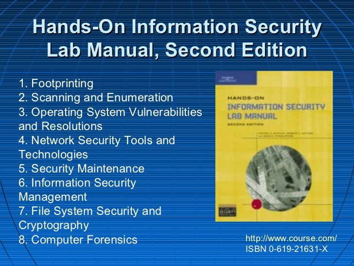 cryptography and network security lab manual pdf