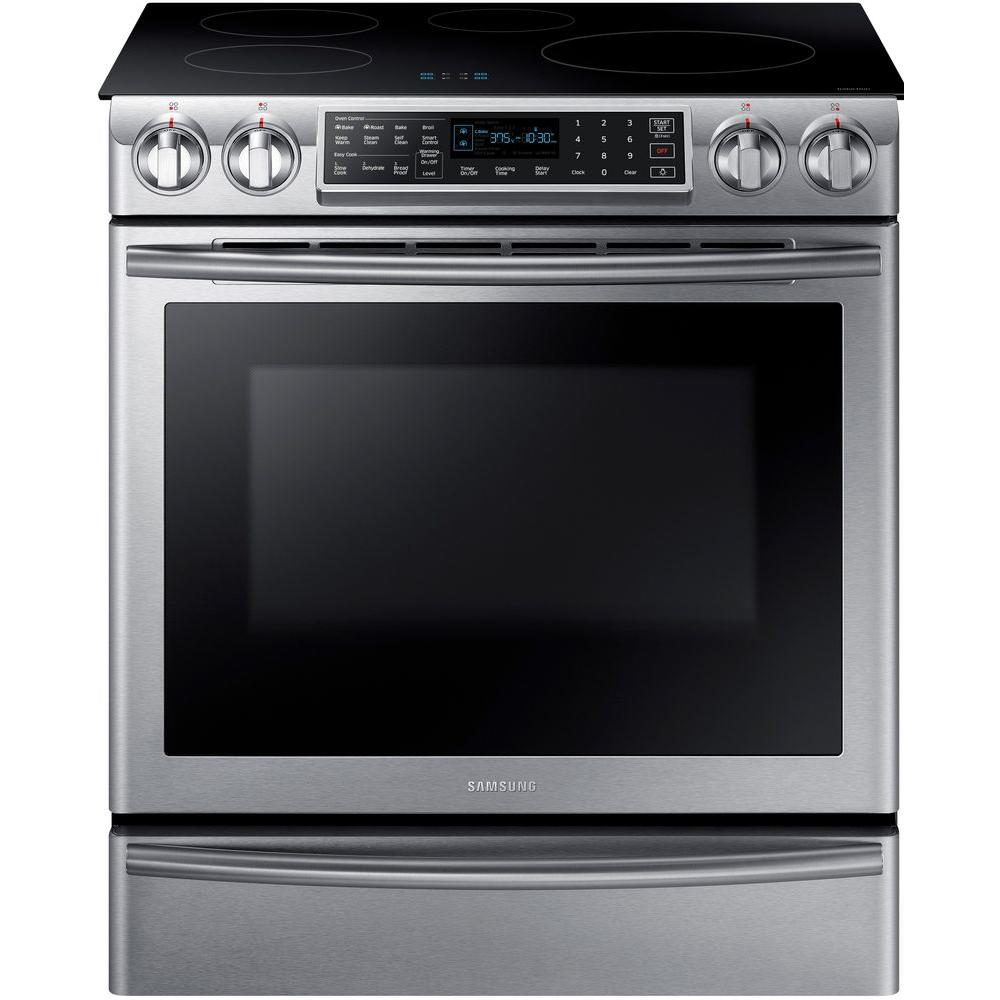 samsung convection induction oven manual