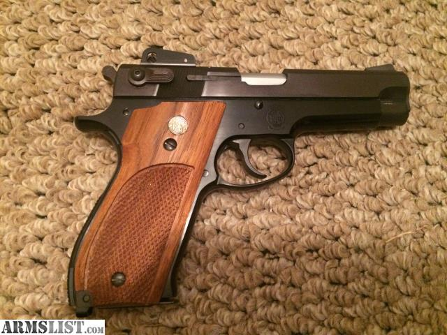 smith wesson model 439 manual